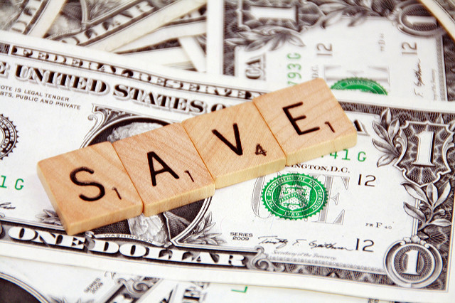 "Image (CC) - 401(K) 2012, ""Save Money"" (Flickr)"