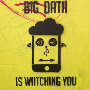 Big Data is watching you